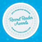 Record Reader Awards 2013